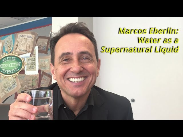 Marcos Eberlin: The Intelligent Design of Water Makes it a Supernatural Liquid 2019 m4v
