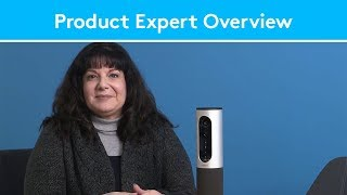 Logitech ConferenceCam Connect Overview: Portable, HD, Multi-Device Video Meetings