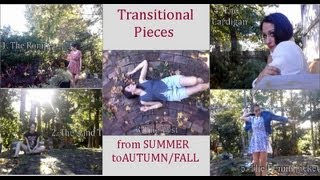 Transitional Clothing Pieces: from SUMMER to FALL/AUTUMN II Clothed For Winter Thumbnail
