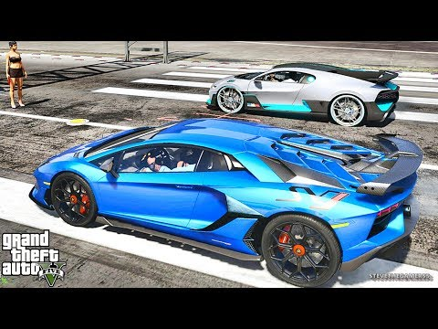 GTA 5 REAL LIFE MOD #526 – SVJ VS DIVO!!! (GTA 5 REAL LIFE MODS)