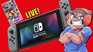 LET'S PLAY SOME NINTENDO SWITCH GAMES!!