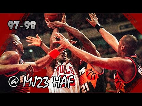 Michael Jordan Highlights Vs Suns (1997.12.15) - 31pts, Another Day In The Office!