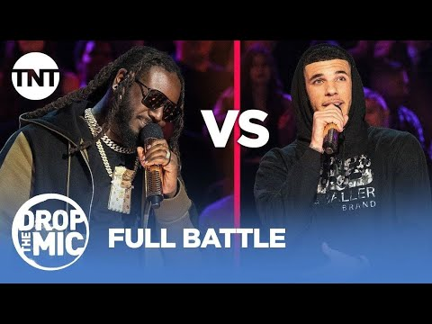 Drop The Mic Lonzo Ball vs  T Pain   FULL BATTLE TNT  *Please click the Subscribe button*