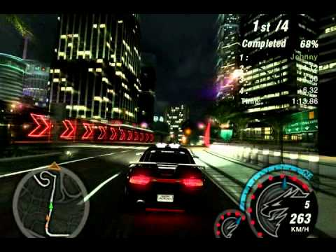 Need For Speed Underground 2 Mods Texture HD