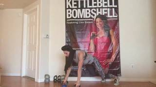 Kettlebell Bombshell Cardio Workout