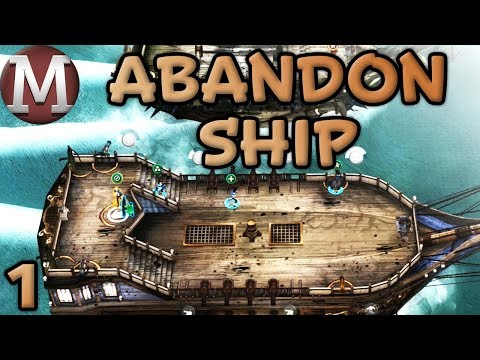 Abandon Ship - FTL Inspired Ship Combat & Exploration Game -