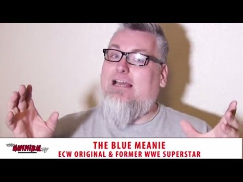 The Blue Meanie Full Shoot  Interview 2018