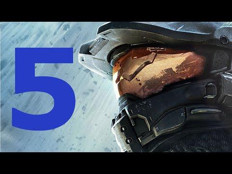 Halo 4 Walkthrough - Part 5 (No Commentary)