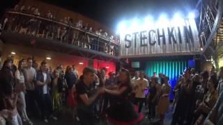 Fifty-Fifty fest Rockabilly Jive, Jiving Rockets