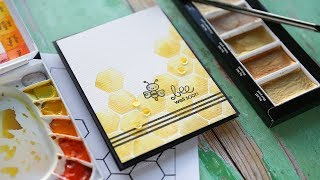 How to easily transfer a printed pattern to watercolor paper using a pencil so it can be erased later. Subscribe for more videos: http://kwdesign.at/1QaRWtb Blog ...