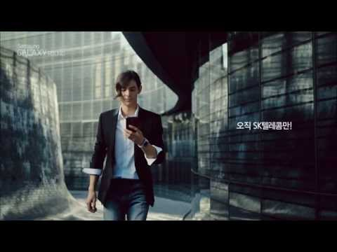 The Official TVC of Samsung Galaxy Round smartphone