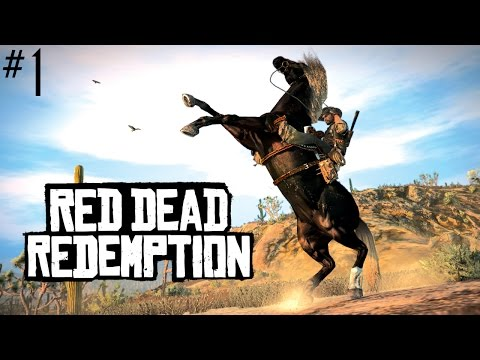 Red Dead Redemption Pt.1 || PS3 || You Must Be John Marston