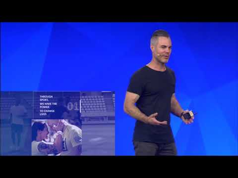 Using Storytelling to Build a Global Brand, the Adidas Way with Steve Fogarty