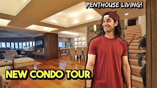 NEW Condo Tour (SA WAKAS, sakto ito!)