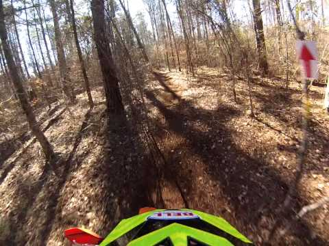 NATIONAL ENDURO ROW 107A 1ST SECTION