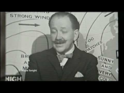 ITV 50 years of Anglia TV birthday part 2 Anniversary Special & Bob Wellings + Weather Forecast