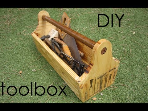 DIY toolbox from Steve Ramsey show - YouTube