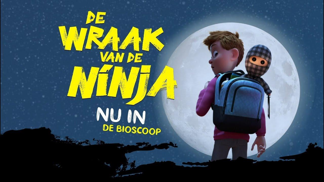 De Wraak van de Ninja I Officiële trailer I Nu in de bioscoop!