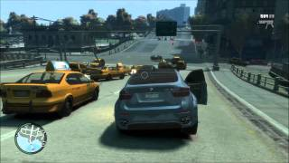 GTA IV Gameplay on HD 6990