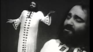 Demis Roussos - Someday Somewhere ( with lyrics)