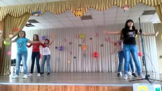 Танец 5 класса школа 50...