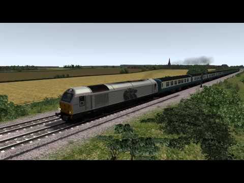 Railworks - Class 67 EWS