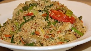 Mixed Vegetable Couscous (easy Meals)