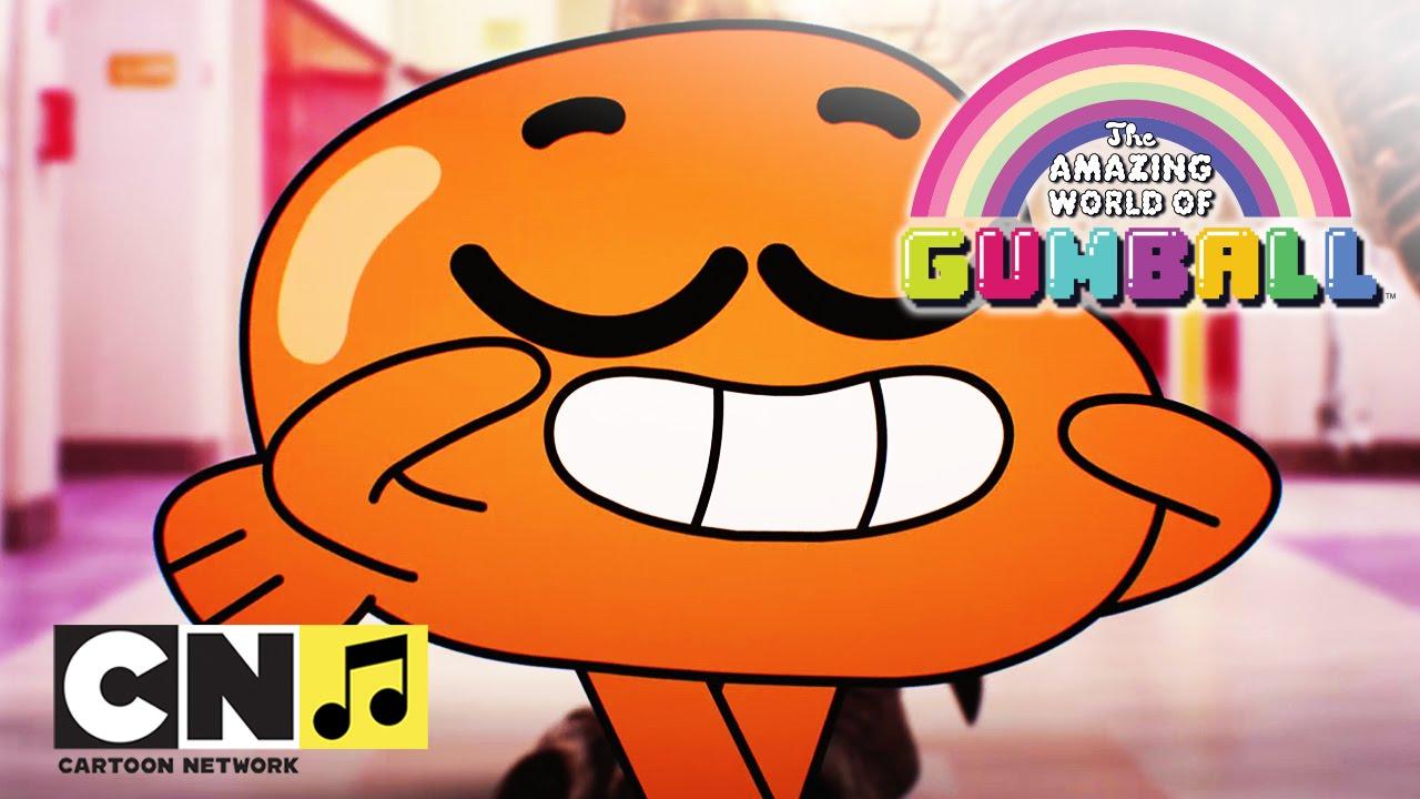 Niesamowity świat Gumballa ♫ Co on o nas myśli ♫ Cartoon Network