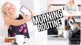 MY MORNING ROUTINE! | Aspyn Ovard