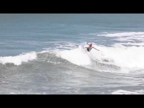 Surf Tours Nicaragua by Dylan Silver