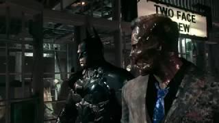 Batman Arkham Knight  Two Face Boss Fight - DRAGONGAMER Z7