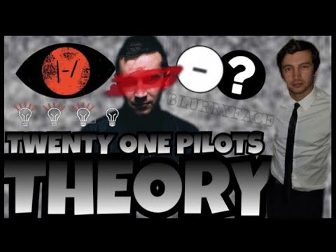 TWENTY ONE PILOTS NEW ALBUM 2018 THEORY  TYLER , NEW , HOT TOPIC MERCH