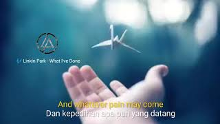 Status WA - Linkin Park - What I've Done