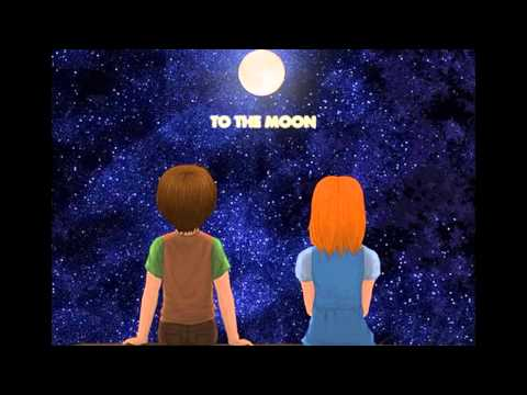 TO THE MOON (FOR RIVER) 1 HOUR VERSION!