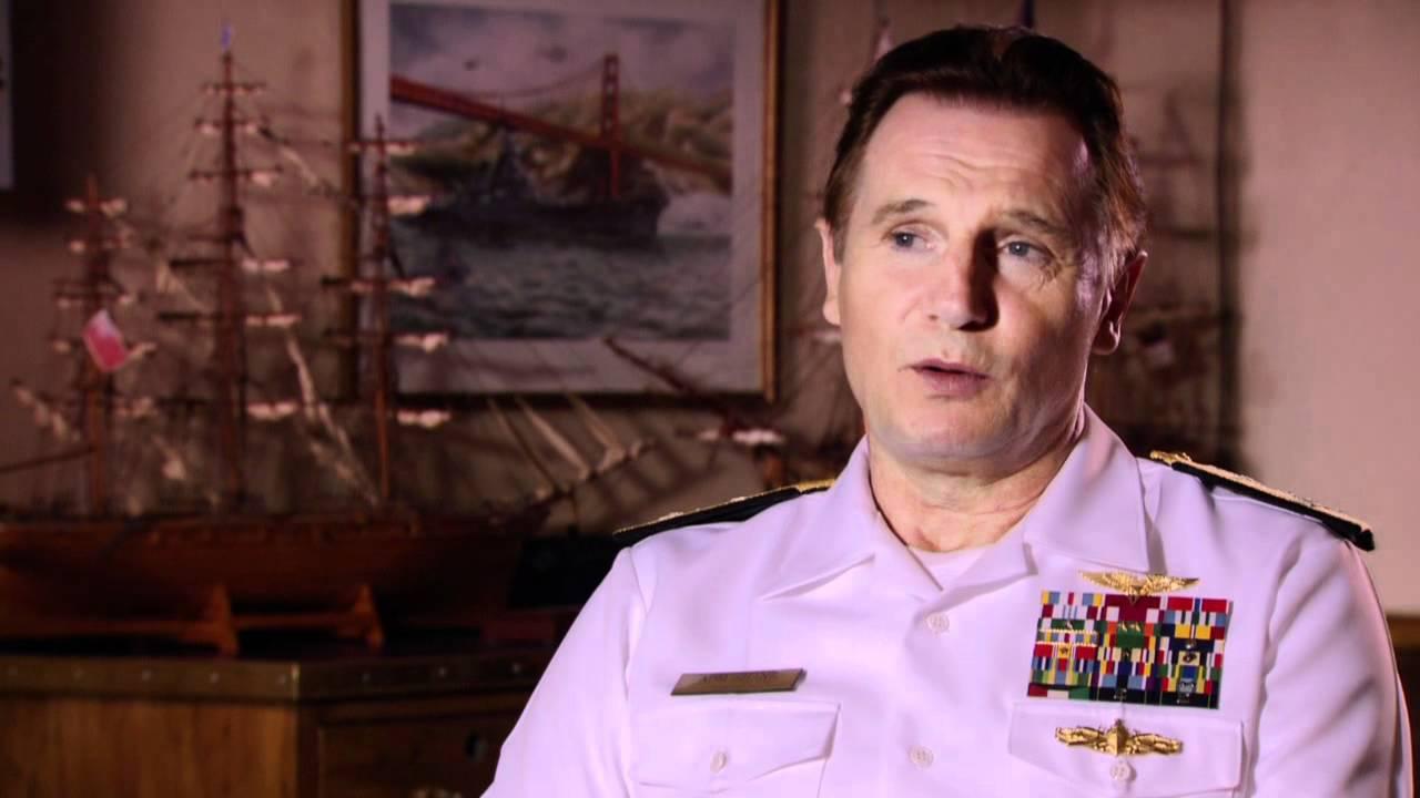 Download Battleship - Liam Neeson Set Interview