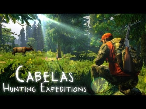Kootra's Hunting EXTRAVAGANZA! Hunting Deer And Such (Cabelas Hunting Expeditions)
