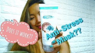 BEAUTYDOSE ANTI STRESS DEAD SEA MINERAL CLAY MASK Review and Demo