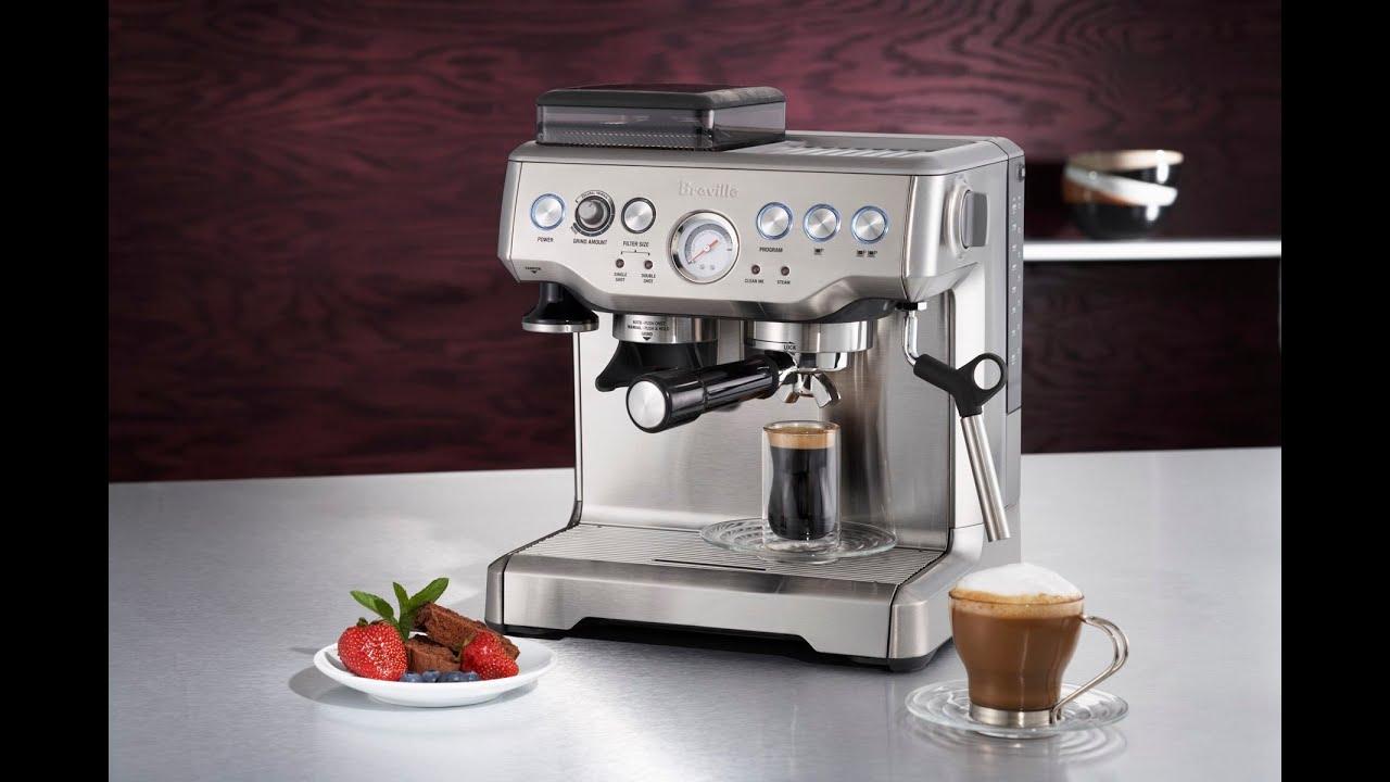 breville barista espresso bes860