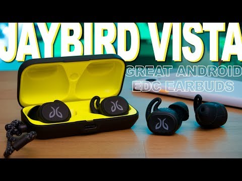 Jaybird Vista Review - Great Everyday Carry Earbuds For Android Users