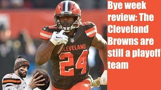 The Browns will still make the playoffs - Browns bye week Review
