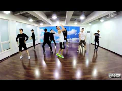 EXO - Love Me Right (dance practice) DVhd