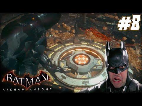 "Batman Arkham Knight Gameplay Walkthrough Part 8 - ""The Booger Eater Talk...AGAIN!!!"" 1080p HD PC"
