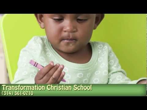 Transformation Christian School Video | School in Saint Louis