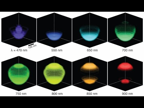 Stanford engineers devise optical method for producing 3-D images of nanoscale objects