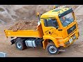 AWESOME SCALE RC TRUCK MAN 4x4 WORKING - ScaleART