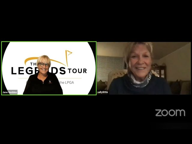 Little, Geddes trade Tour memories in fun-filled Facebook LIVE chat