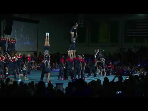 Southern Adventist university acrofest 2019