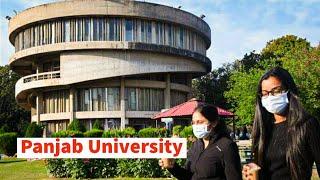 Panjab University Chandigarh Vlog
