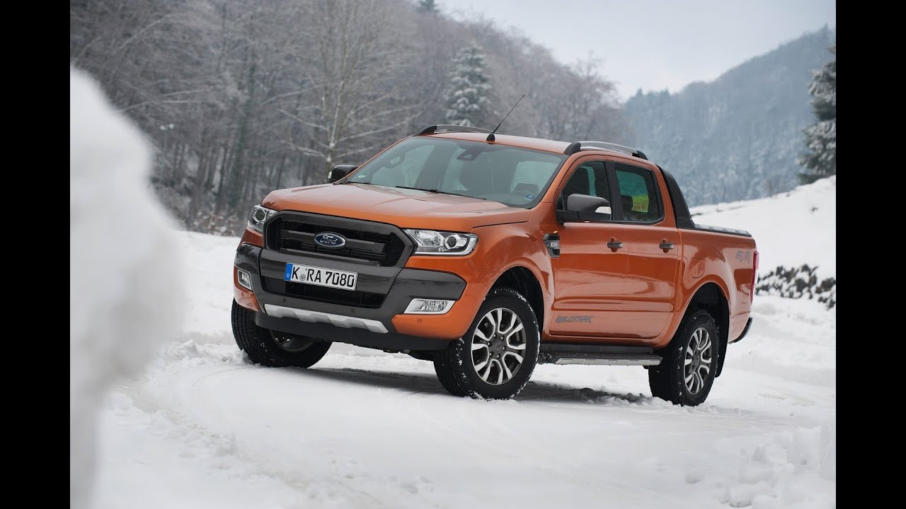 Ford Ranger Wildtrak - YouTube