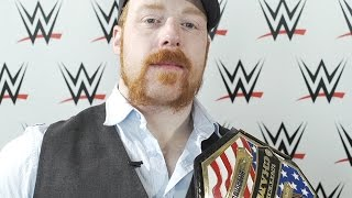 Sheamus names his top 5 wrestlers of all time.